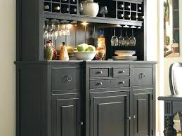 Dining Cabinet Tall Room Contemporary Hutches And Buffets Inspirational Traditional Black Hutch
