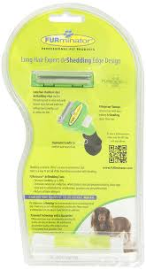 Why Do Puggles Shed So Much by Furminator Long Hair Deshedding Tool For Dogs Medium Amazon Co