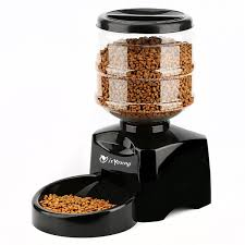 Pet Supplies IsYoung 55L Automatic Pet Feeder Electronic Control