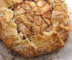 Rustic Apple Cinnamon Tart