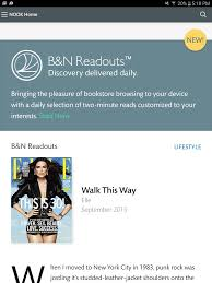 Barnes & Noble Introduces New B&N Readouts™ Bringing Bookstore