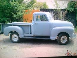 100 1951 Chevy Truck For Sale Chevy Pickup Truck
