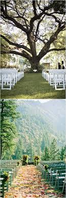 Rustic Weddings 20 Genius Outdoor Wedding Ideas Venues