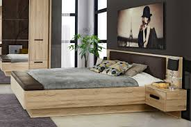 forte ufus 2 teiliges schlafzimmer set eiche bianco möbel