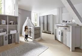 chambre bebe schardt chambre bébé woody grey lit commode armoire 3 portes