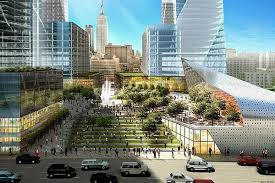 Culture Shed Hudson Yards by Hudson Yards Development Tectonic