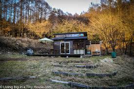 100 Japanese Tiny House Cabin Built For 16K Is OffGrid Full Of Light