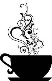 Coffee Cup Vector Png Drawing Free At Getdrawings Banner Royalty Stock