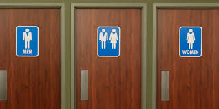 Gender Inclusive Bathroom Sign by Refuge Restrooms Launches Mobile App To Help Users Locate Gender