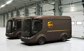 100 Who Makes Ups Trucks UPS Has New Electric Trucks That Look Straight Out Of A Pixar Movie