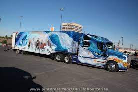 100 Jackson Truck And Trailer The Outrageous Dragonmaster Semi Truck At SEMA 2012 The Trailer
