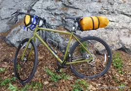 Portland Design Works Bikepacking Bindle Rack Review Section