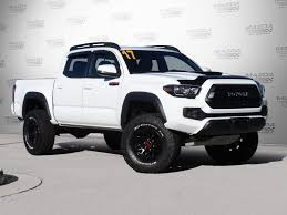 100 Truck Pro Charlotte Nc PreOwned 2017 Toyota Tacoma TRD Pickup In PT6337