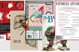 100 Best Designed Magazines 5 New Magazines With Small Circulations And Big Ideas Vox