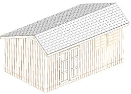 Saltbox Shed Plans 10x12 by Fernando Saltbox Shed Plans