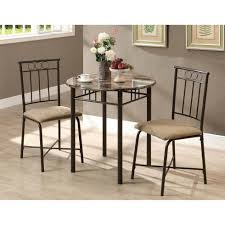 3 Piece Kitchen Table Set Ikea by Dining Room Dining Table And Six Chairs With 3 Piece Dinette Sets