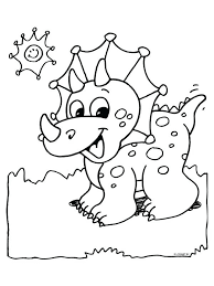 Full Image For Find This Pin And More On Dinausore Dino Coloring Page See Free