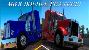 The M&K Double Feature! - American Truck Simulator - YouTube M K Custom Work Ltd Agricultural Cooperative Chilliwack 2000 Mack Cl713 Semitractor Truck Item65685 How Much Nissan Navara Is There In The Mercedesbenz Xclass 2018 Lvo Vnr300 Tandem Axle Daycab For Sale 287663 2019 Vnl64t300 289710 Hauling Inc Cedar City Utah Get Quotes For Transport And Motors Ltd Used Cars Lancashire Mk Trucking You Call We Haul 1994 Ford L8000 Novi Mi Equipmenttradercom