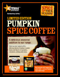 Pumpkin Spice Latte Keurig by The Coffee Refreshment Experts