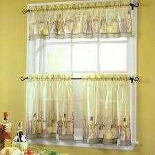 Grape Decor Kitchen Curtains by Kitchen Curtain Fabric Home U0026 Decor Pinterest Kitchen