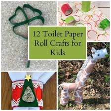 12 Toilet Paper Roll Crafts For Kids