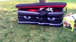 Gemmy Inflatables Halloween by Gemmy Animated Vampire In Coffin Halloween Airblown Inflatable
