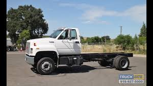 100 Top Kick Truck 1994 GMC Cab Chassis For Sale By Site YouTube