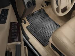 Weathertech AVM All Vehicle Mat 2017 Ford Explorer 1st & 2nd Row - 3 ...