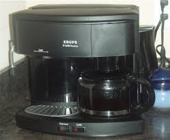 So Thats Our Coffee Machine Or Krups As I Call It Know Its A Very Original Name Came Up With You Can Probably Tell From The Image