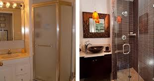 ideen für bad renovierung und neugestaltung vorher nachher