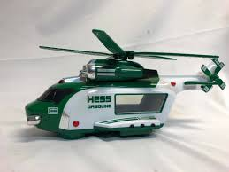 100 Hess Truck 2012 Helicopter And Rescue Vehicles W2067 EBay