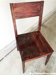 diy kitchen chair myoutdoorplans free woodworking plans and