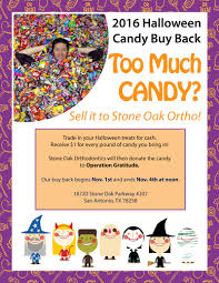 Operation Gratitude Halloween Candy by Braces San Antonio Tx Archives Page 8 Of 12 Stone Oak Any Place