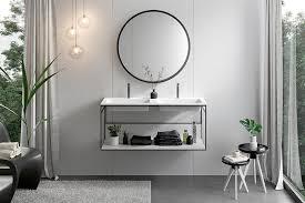 drei möglichkeiten die farbe schwarz im badezimmer zu