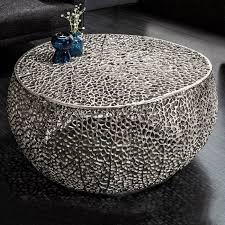 cagü aststruktur design couchtisch nube silber aluminium