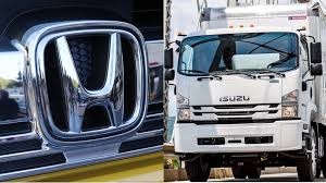 100 Fuel Trucks Exclusive Honda To Build Fuel Cell Trucks With Isuzu
