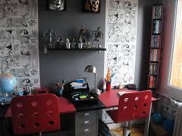 chambre ado gris chambre ado chambre du0027ado de 10 m2 gris vermillon the