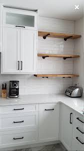 24 Rustic Industrial Wood Pipe Shelf By LittleBarnCo