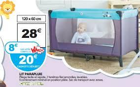 auchan chambre bébé delightful chaise haute bebe auchan 6 lit parapluie youpi de