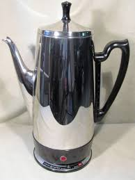 Reviewed SOLD GE 12 Cup Immersible SS Coffee Percolator