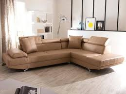 canape d angle beige canape d angle cuir beige canapa sofa divan canapac dangle relax