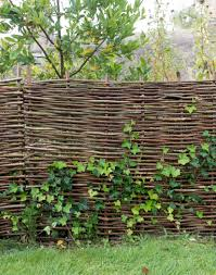 100 Building A Paling Fence Hardscaping 101 Woven S Gardenista