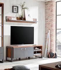 home affaire lowboard detroit breite 160 cm im angesagten industrial look kaufen otto