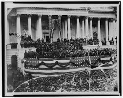 Inauguration Of President Ulysses S Grant