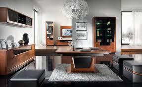 wohnzimmermöbel wohnzimmer komplett set b lopar 7 teilig teilmassiv farbe nuss schwarz