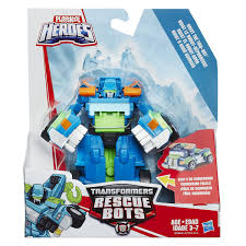 Playshool Playskool Heroes Transformers Rescue Bots Hoist The Tow ...