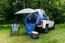 100 Canvas Truck Tent 2018 Chevrolet Colorado ZR2 Helps Us Test The Napier Sportz 57