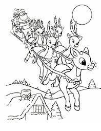 Free Printable Santa Claus Coloring Pages For Kids And