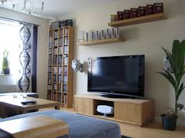 Living Room Tv Ideas With Floating Shelves Above It Within Shelf Plan 15