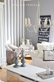 villa vanilla diy landhaus tapete nobles wohnzimmer